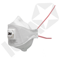 9332+ FFP3D m/ventil, 10 stk