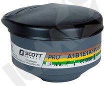 Pro2 ABEK1P3 kombifil. t/Profile2, sort, 2 stk