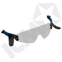 Centurion Nexus Klar Integrerede Briller til Sikkerhedshjelm