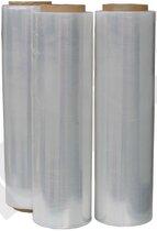 Pallefilm Klar, 45 cm x 300 m 23 my