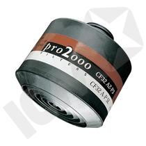 A2-P3 kombifilter t/turbo 40mm