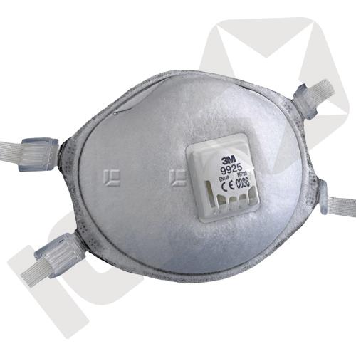 9925 FFP2D svejsemaske m/ventil
