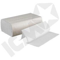 Nonstop, Nyfiber, 2-lags hvid B24 x L24, 3700 stk