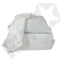 Hvid bomuldslinned (standardkvalitet), 1 kg