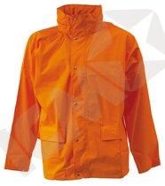 Regnjakke DryZone, orange