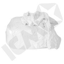 Hvide frottehåndklæder, 10 kg