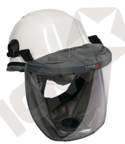 FH5 hjelm m/visir t/Spirit & Proflow