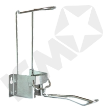 BlueStar Ståldispenser Standard t/1000 ml Flasker