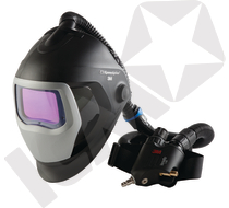 3M Speedglas 9100 FX Air Skærm med V500E Regulator