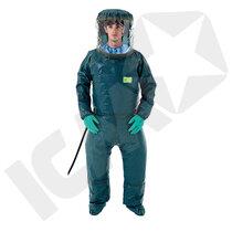 Ansell Microchem 4000 AIRLine Kemikaliedragt Model 750