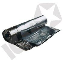 Affaldssæk Sort 70 x 110 cm 52 my