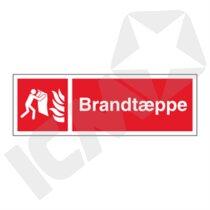H421PE Brandtæppe  ½A3