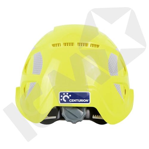 Centurion Nexus Core med Håndhjul uden Ventilation Hi-Viz