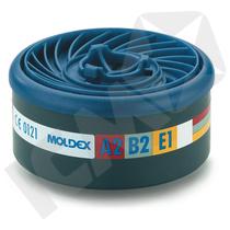 Moldex  7000/9000 kulfilter A2B2E1, 2 stk