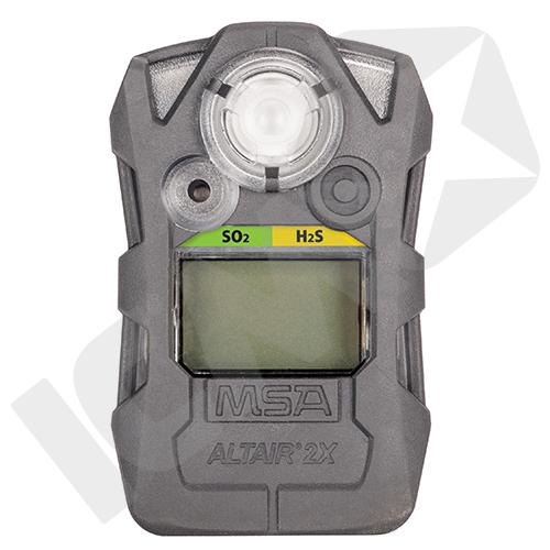 MSA ALTAIR 2XT CO/H2S 25/100ppm og 5/10ppm m/vibrator