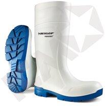 Dunlop Purofort PU S4 Hvid