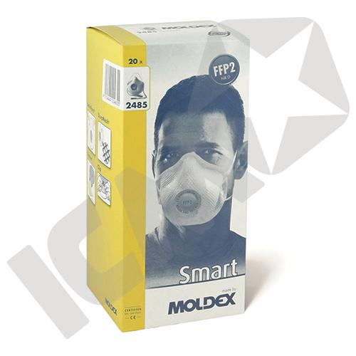 Moldex 2485 FFP2D med Ventil