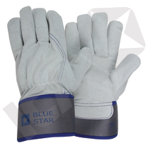 BlueStar Tuff Oksespalt Handske