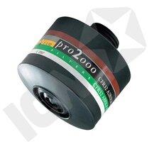 Scott A2B2E2K2-P3 kombifilter 40mm