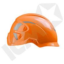 Centurion Nexus Core Hjelm med Håndhjul ABS Hi-Viz (uden Ventilation)